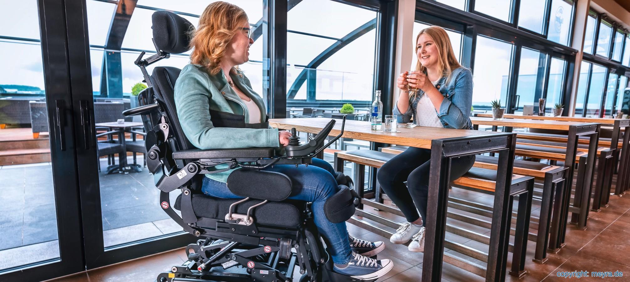 Rollstuhlversorgungen